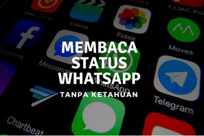 3 Cara Melihat Story WhatsApp Tanpa Diketahui Teman Tanpa Menghilangkan Daftar yang Melihat Status