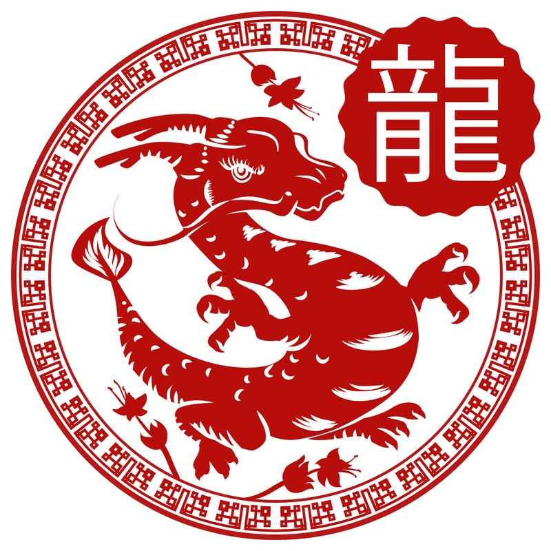 My Astrological Sign ~ 1952 ~ The Dragon