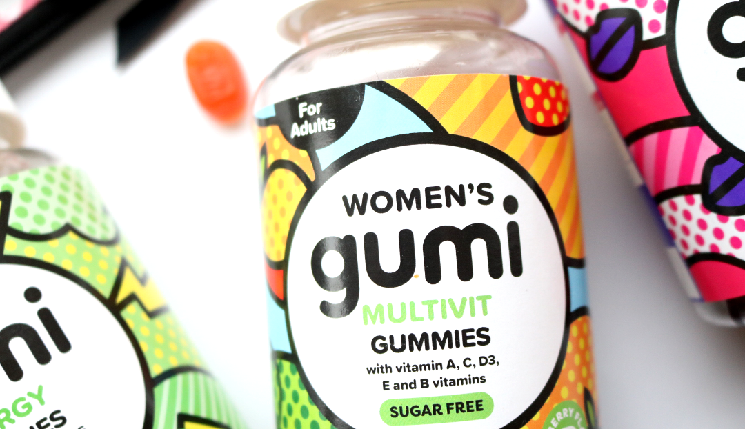 Gumi Women's Multivit Gummies review