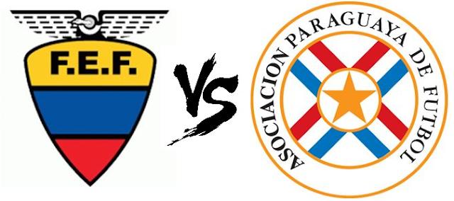 paraguay vs ecuador 2017