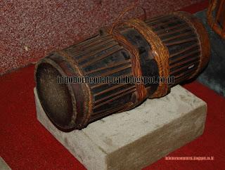 Alat musik Tradisional, Alat Musik Babun Kalsel, Gendang Babun kalsel.