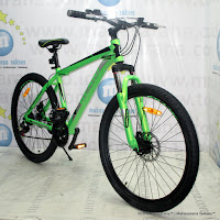 26 Inch Genio Arroyo 21 Speed Mountain Bike