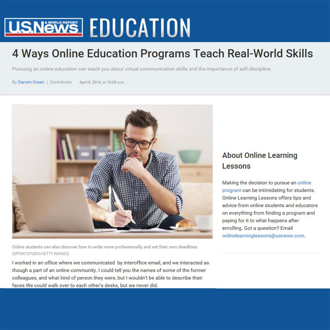 Rio Salado College | RioNews: Online Education Teaches Real-World Skills