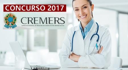 Apostila concurso CREMERS 2017