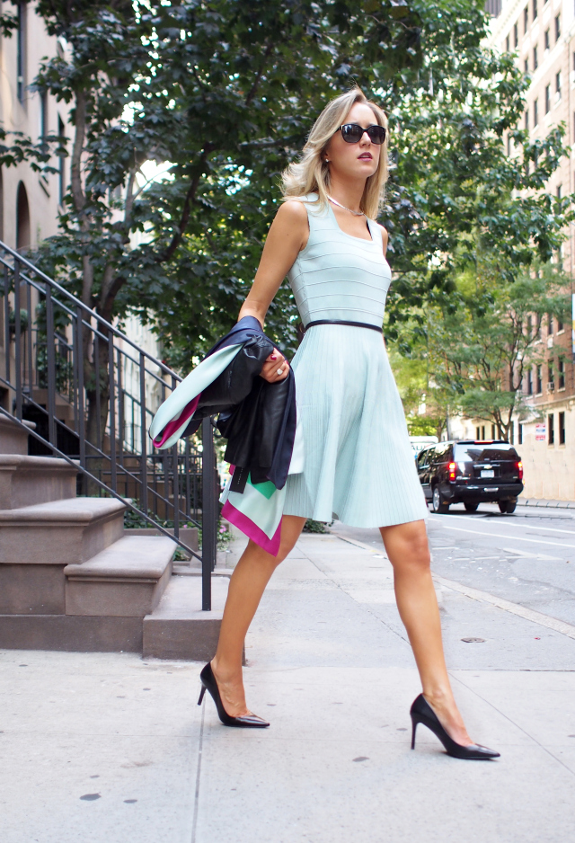 Mint Chip and Anger Management | MEMORANDUM | NYC Fashion ...