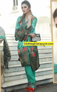 Gohar Nourhan Silk Collection 2016-17