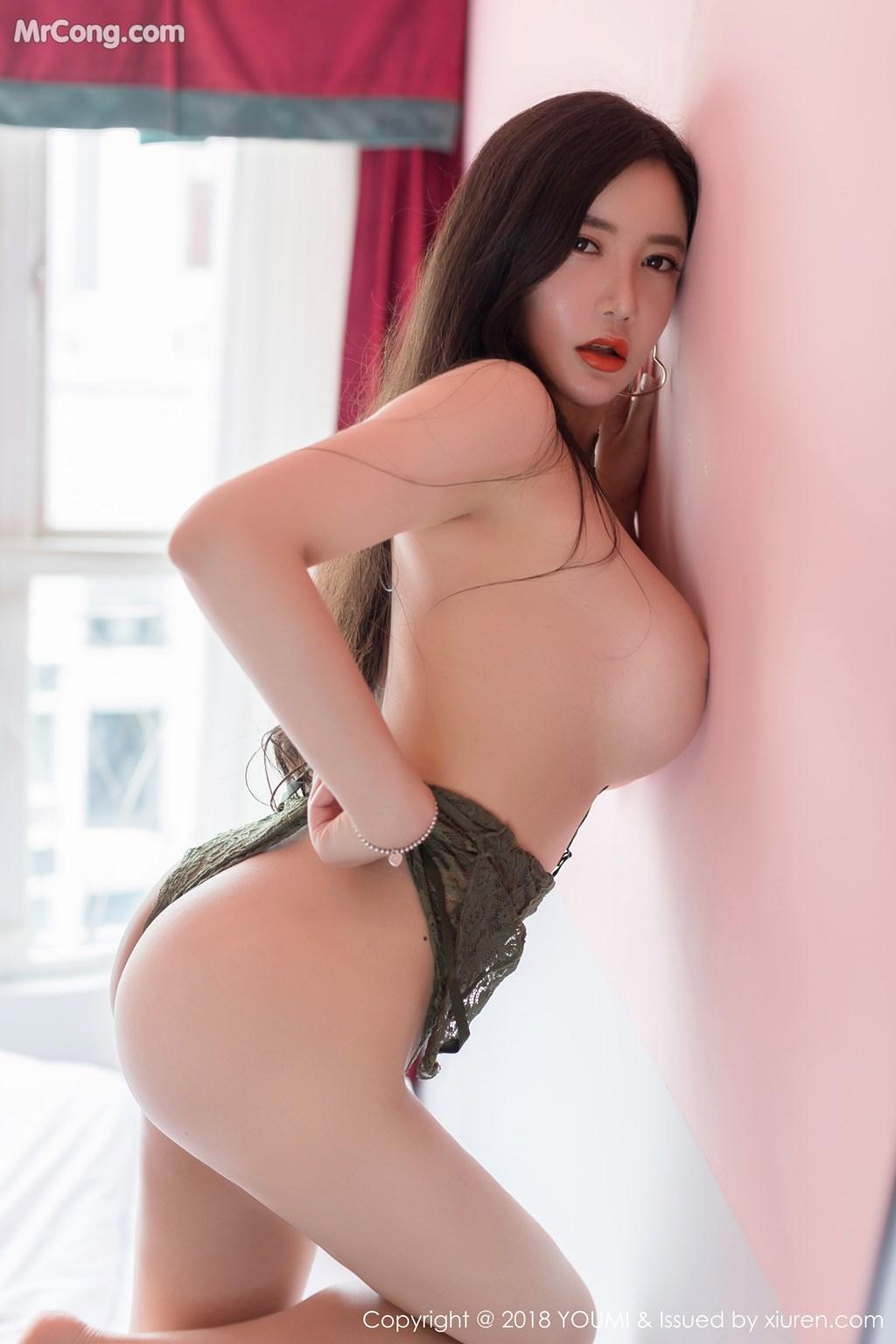Image YouMi-Vol.214-MrCong.com-004 in post YouMi Vol.214: Người mẫu 心妍小公主 (51 ảnh)