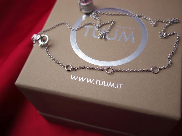Tuumのシルバー ネックレス