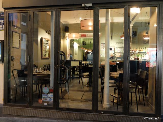 bouchon des batignolles resto bar bistrot bar à vins Paris 17eme