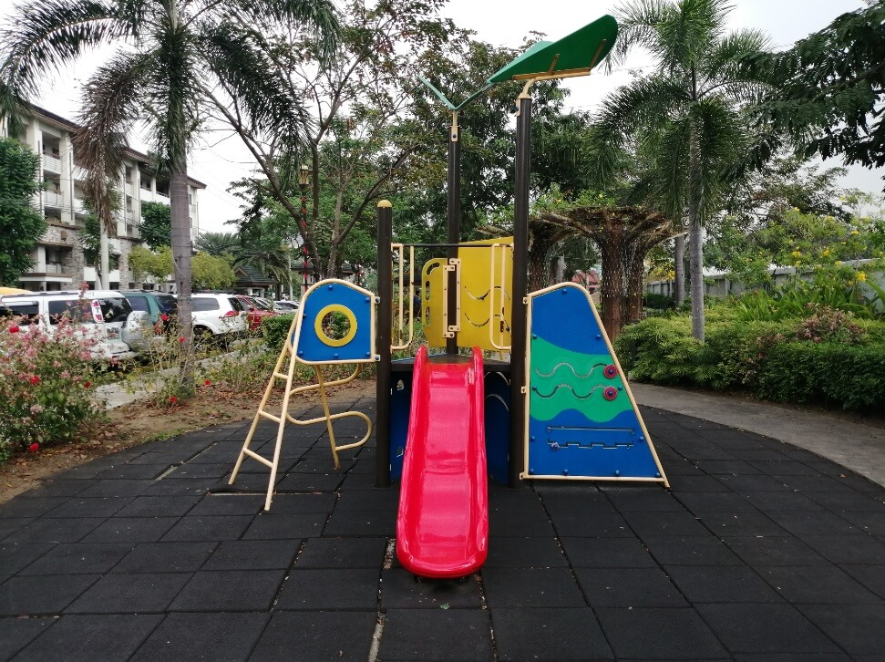 Huawei Y9 2019 Main Camera Sample - Outdoor, Playground with HDR