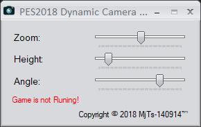 PES 2018 Dynamic Camera Tweak by MjTs-140914
