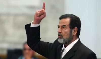 IRAQ LEBIH AMAN BERSAMA SADDAM, TIADA SENJATA PEMUSNAH DIBANGUNKAN - PENYIASAT CIA