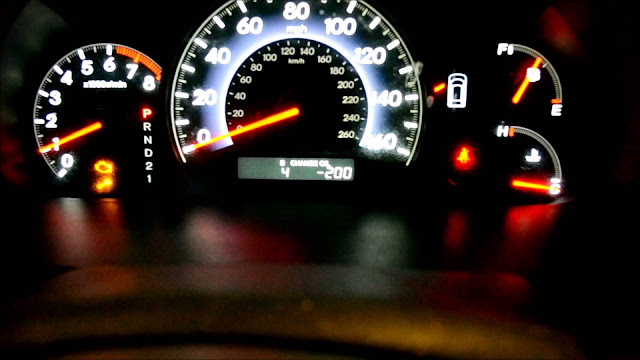 Tips How To Repair The Antiskid And Check Engine Lights Are On Toyota Aurion