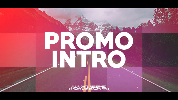 Promo Intro Videohive – Free After Effects Templates