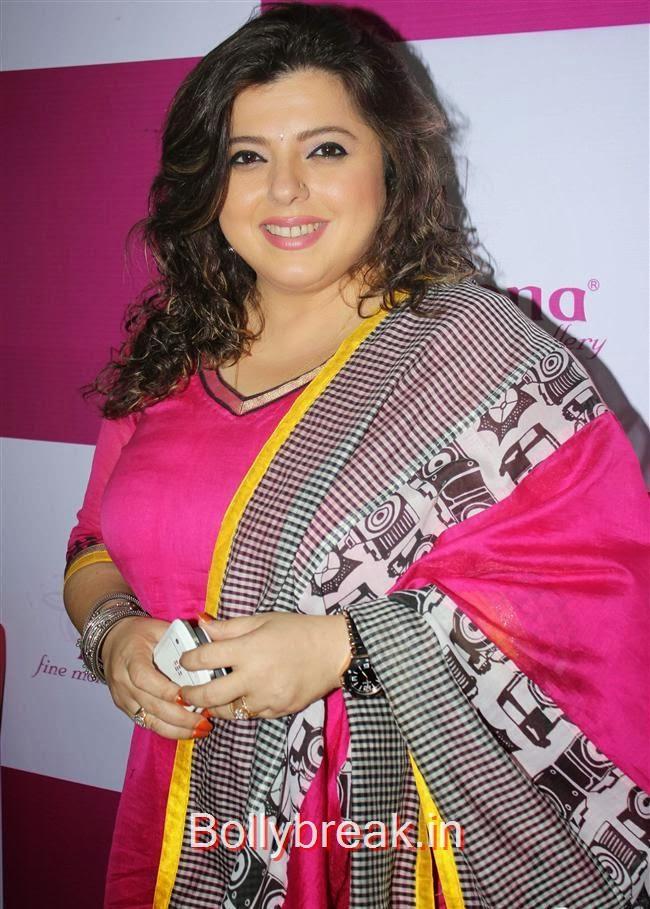 Delnaaz Irani, Mugdha Godse at Fiona Jewels Store Launch