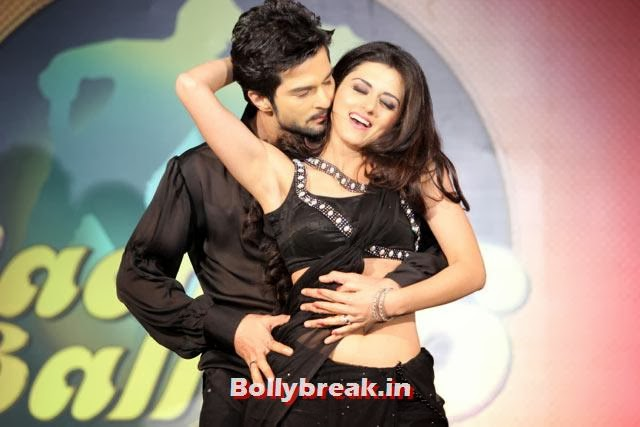 Riddhi Dogra and Raqesh Vashishth, Meet the Nach Baliye 6 contestants - 2013