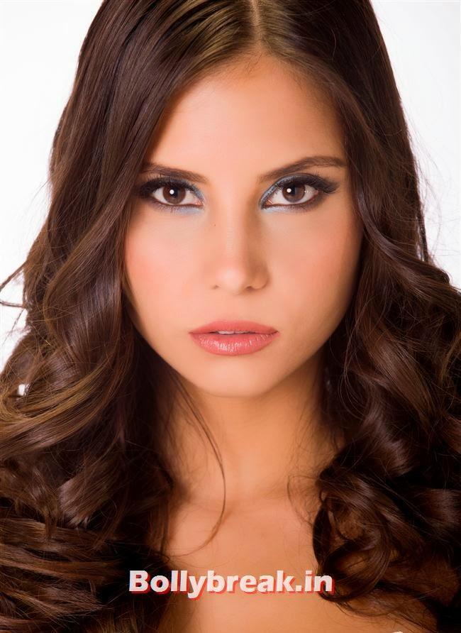 Miss Azerbaijan, Miss Universe 2013 Contestant Pics