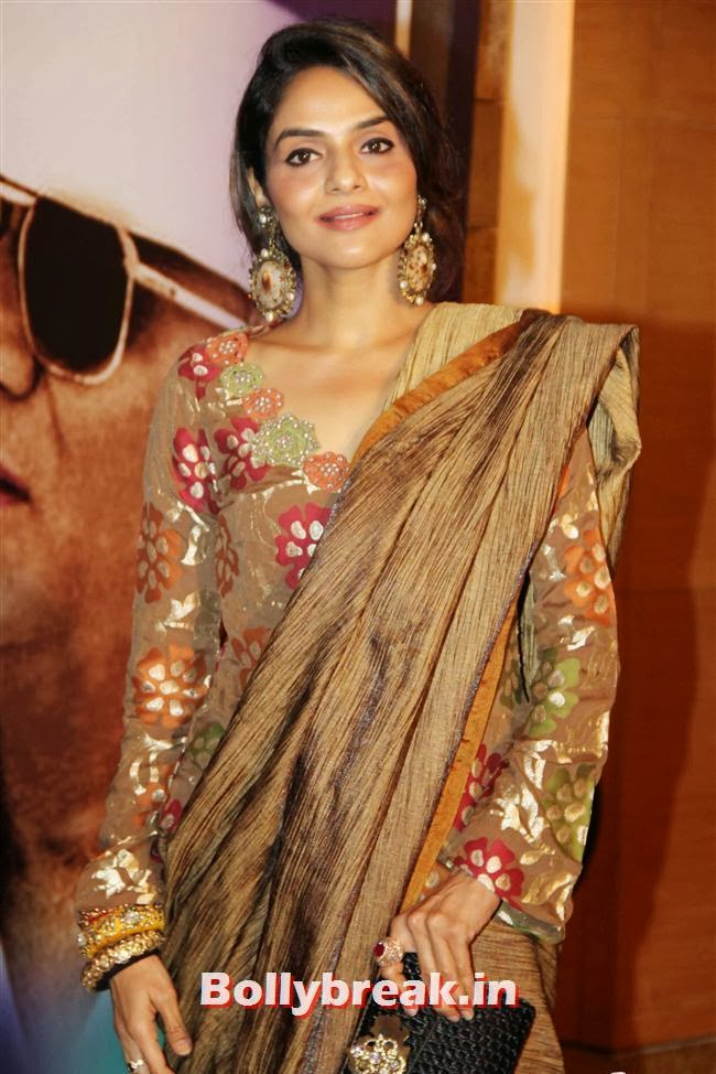 Madhoo, Bollywood Beauties at Yash Chopra Memorial Awards
