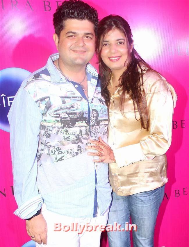 Dabboo Ratnani, Mandira Bedi Sari Store Launch Photos