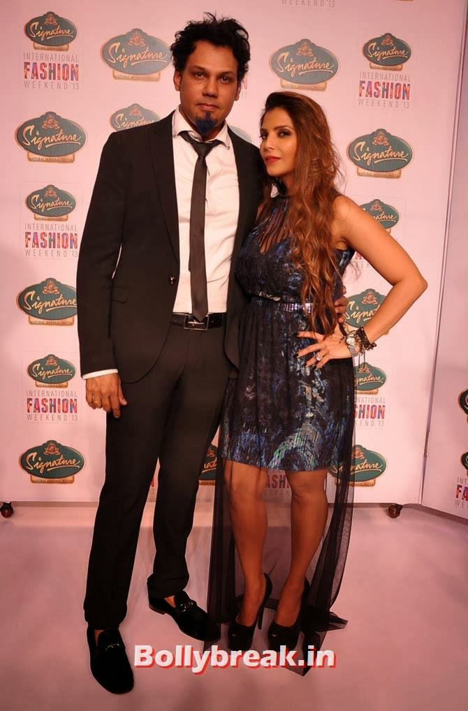 Shane and Falguni Peacock