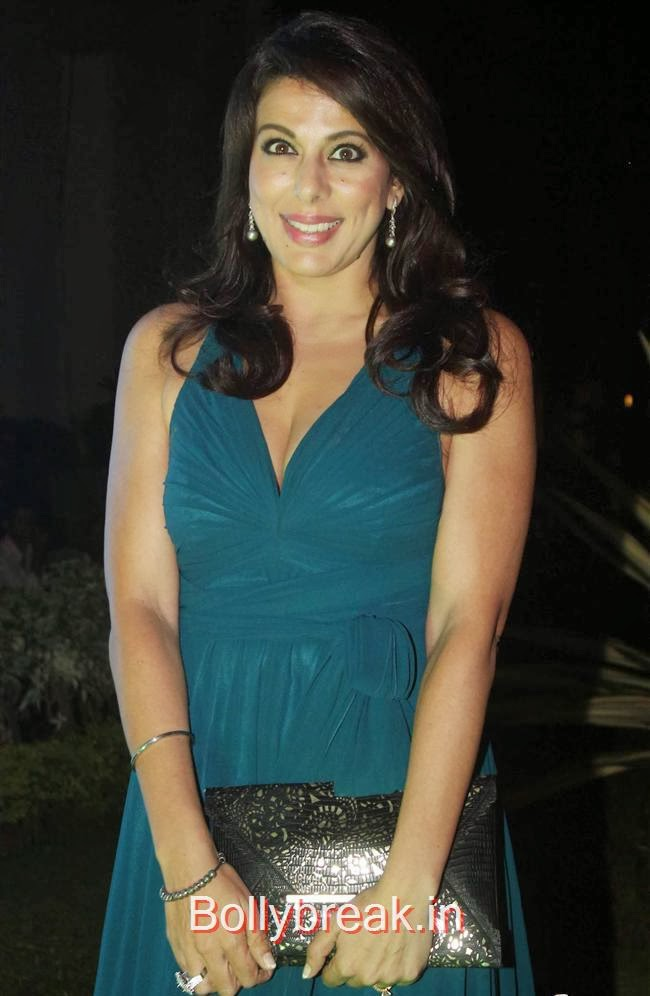 Pooja Bedi, Hot Babes at Society Young Achievers Awards 2013