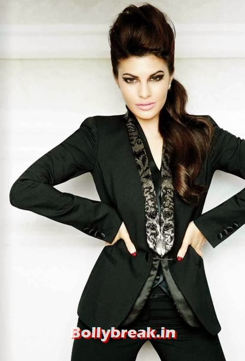 Jacqueline Fernandez Temptations Reloaded show was quite popular recently, Jacqueline Fernandez Hot Pics from L'Officiel Cover Shoot 2013