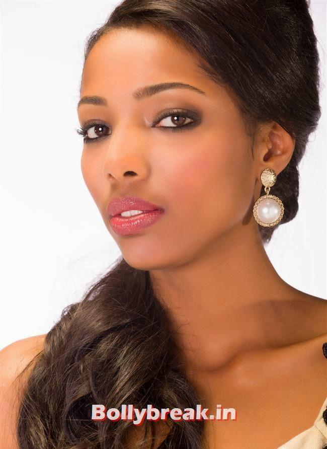 Miss Ethiopia, Miss Universe 2013 Contestant Pics