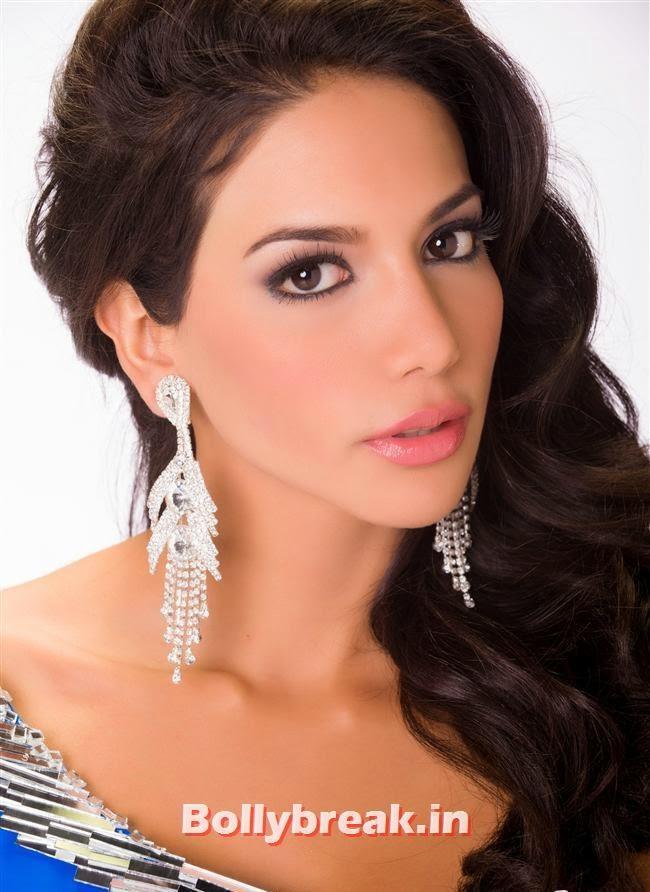 Miss Panama, Miss Universe 2013 Contestant Pics