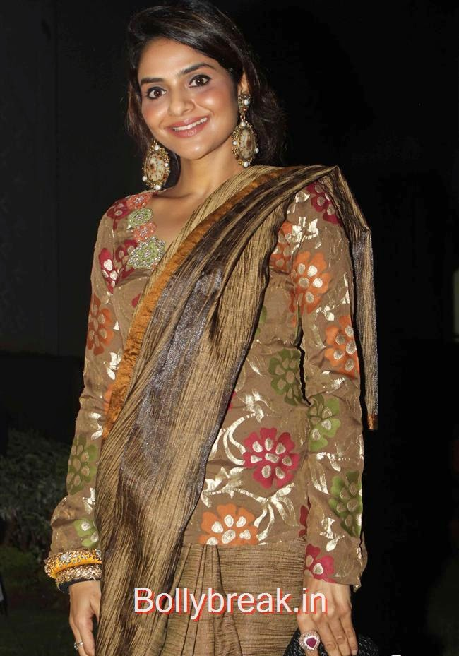 Madhoo, Hot Babes at Society Young Achievers Awards 2013