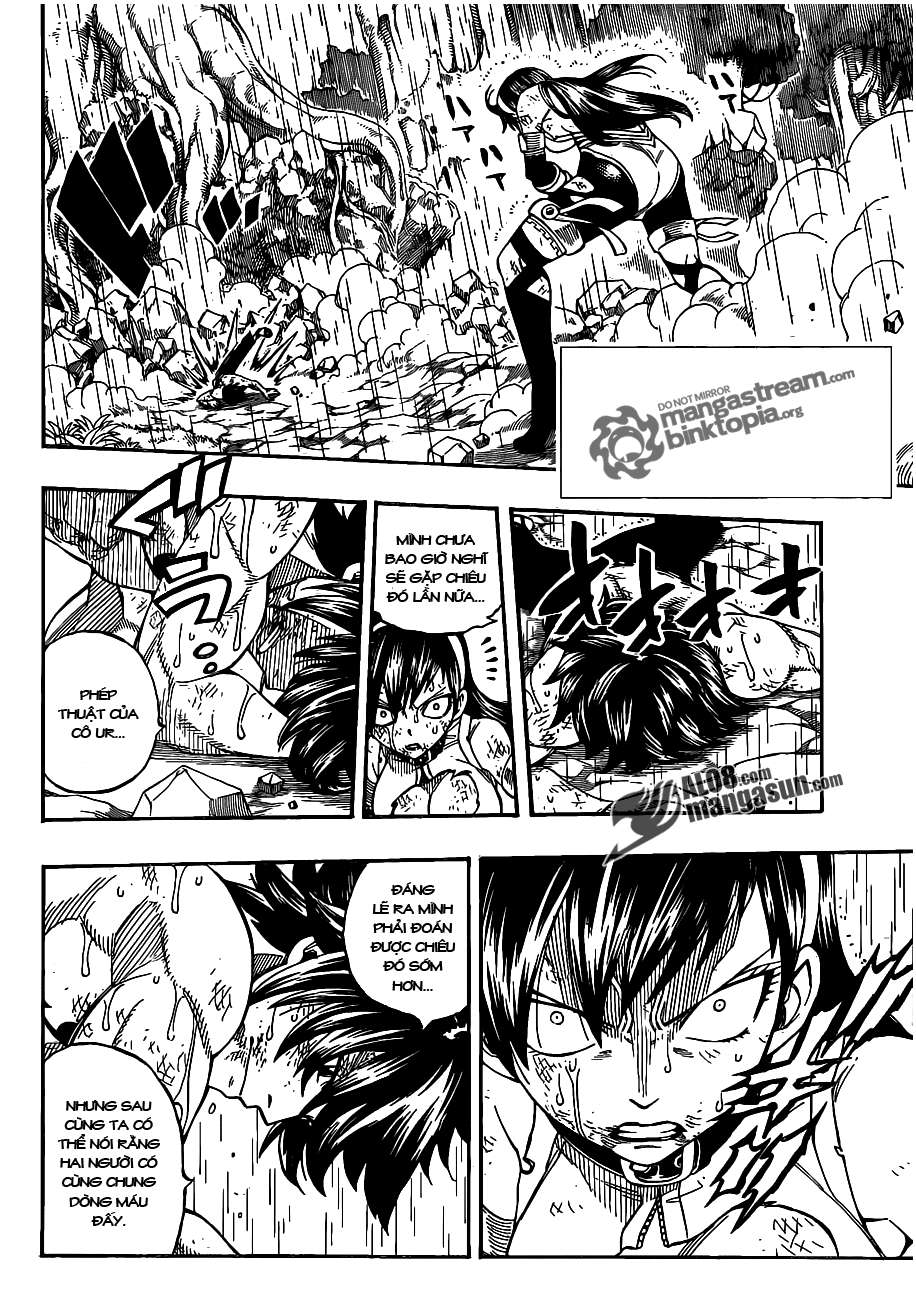 Fairy Tail Chap 242
