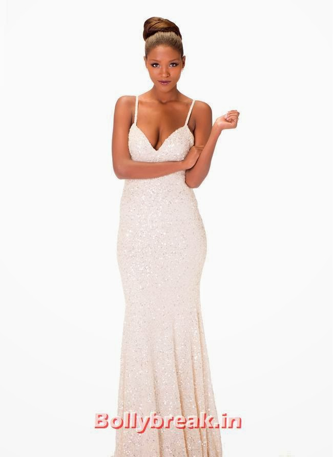 Miss Israel, Miss Universe 2013 Evening Gowns Pics