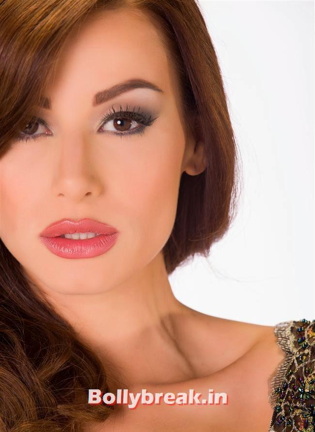 Miss Nicaragua, Miss Universe 2013 Contestant Pics