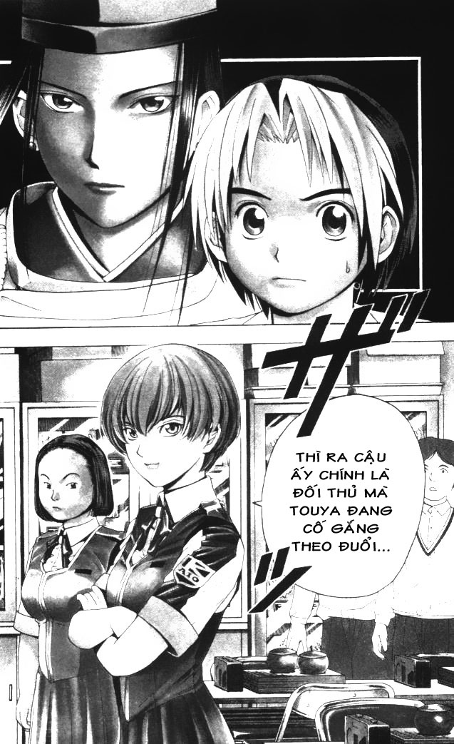 Hikaru No Go hikaru no go chap 24 trang 4