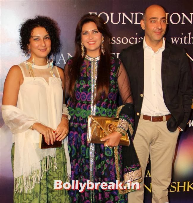 Yash Chopra Memorial Awards, Bollywood Beauties at Yash Chopra Memorial Awards