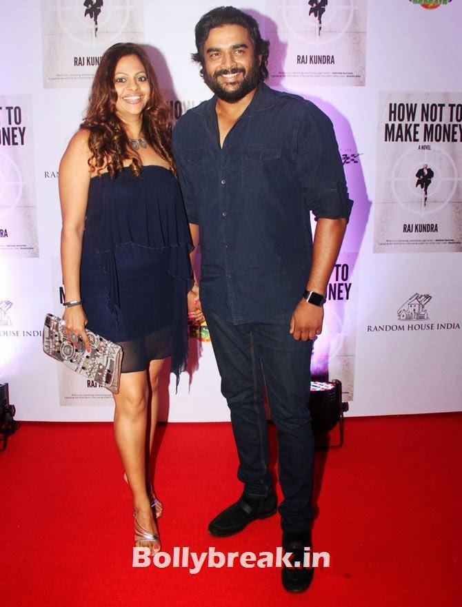 R Madhavan and Sarita Birje, Shilpa Shetty - How not to make Money Bash