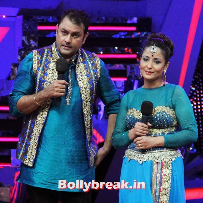 Sanjeev Seth and Lataa Sabhrawal, Meet the Nach Baliye 6 contestants - 2013