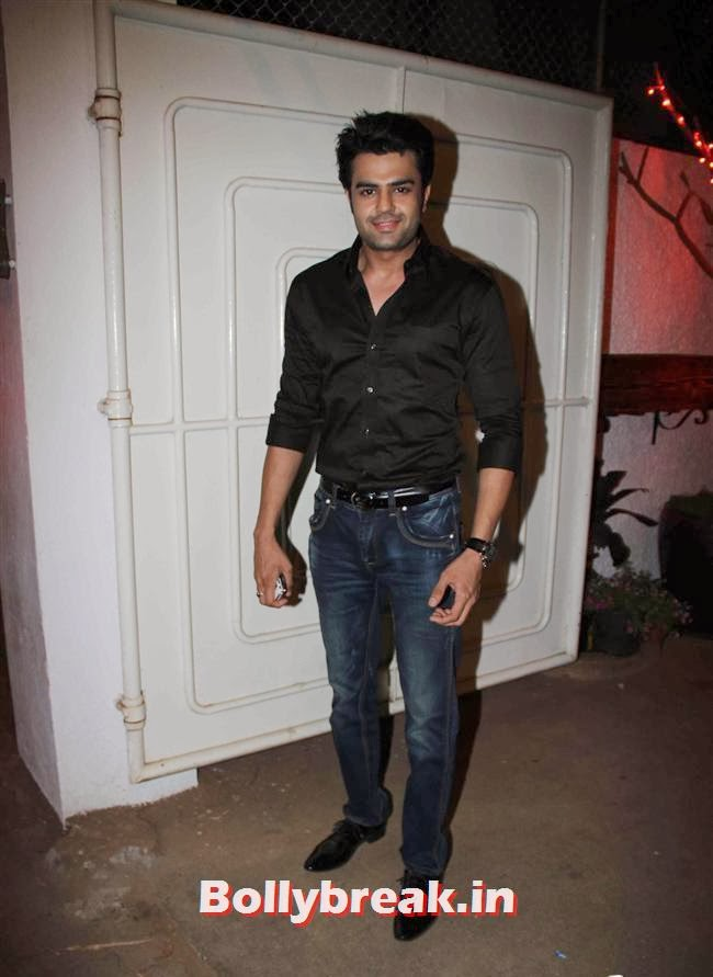 Manish Paul, Ram Leela Premiere Photos