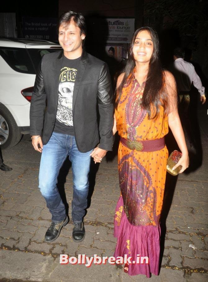 Vivek Oberoi and Priyanka Alva, Shilpa Shetty - How not to make Money Bash
