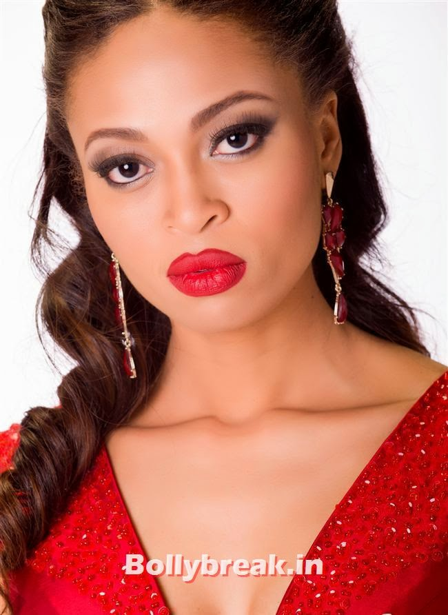 Miss Turks and Caicos, Miss Universe 2013 Contestant Pics