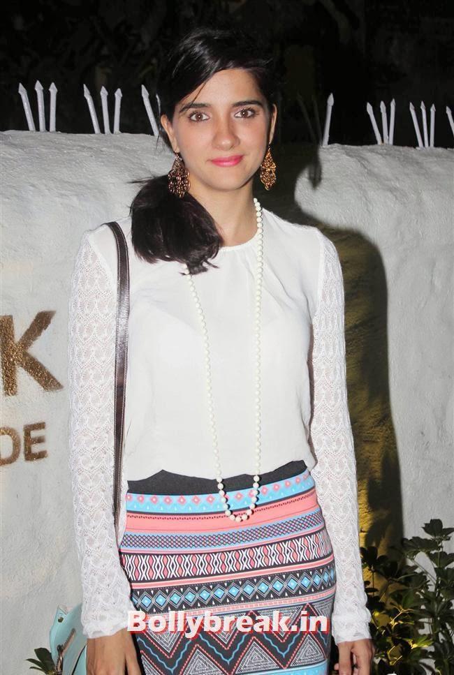 Shruti Seth, Salman Khan's Sister Alvira Khan Store Launch