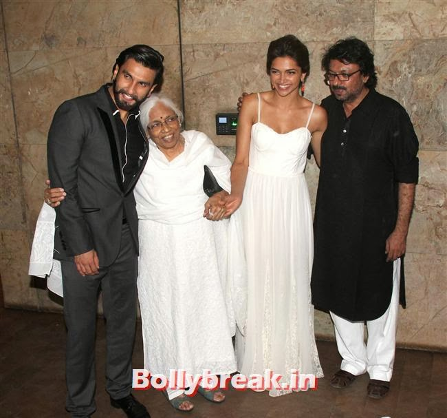 Special Screening of Ram-Leela, Ram Leela Premiere Photos
