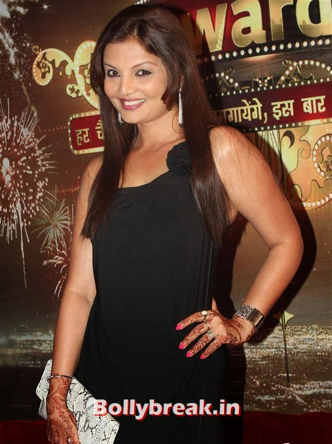 Deepshikha, ITA Awards 2013 - Red Carpet Pics
