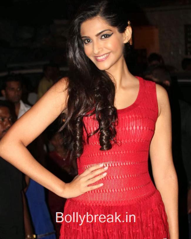 Sonam Kapoor, Sonam, Jacqueline attend Farfetch Superstore Le Mill Launch