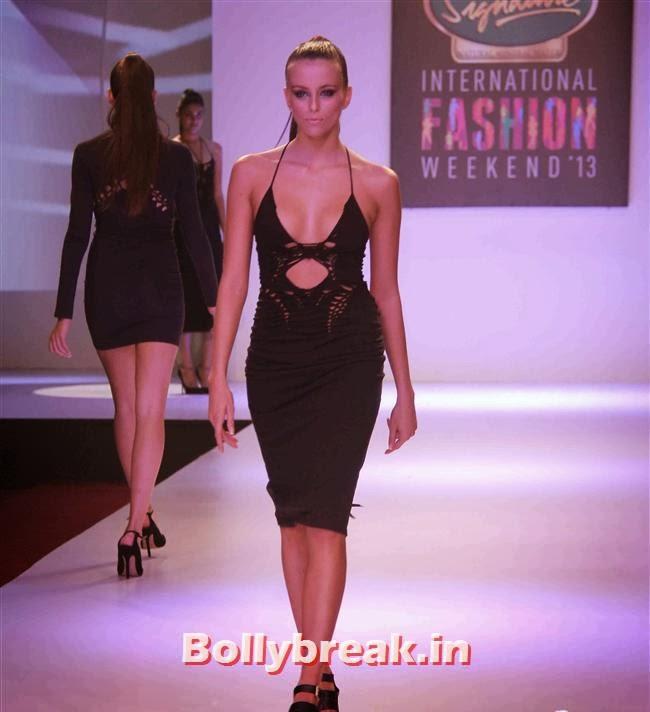 Signature International Fashion Weekend, Hot Celebs at Signature International Fashion Weekend