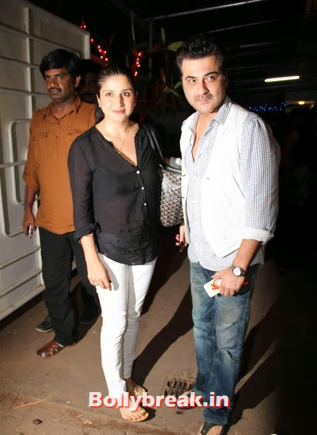 Maheep and Sanjay Kapoor, Ram Leela Premiere Photos