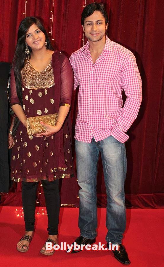 Daljeet Kaur and Shaleen Bhanot on Indian Tele Awards 2013 Red carpet, Indian Tele Awards 2013 red Carpet Pictures - ITA - Lauren Gottlieb, Mouni Roy, Ratan Rajput