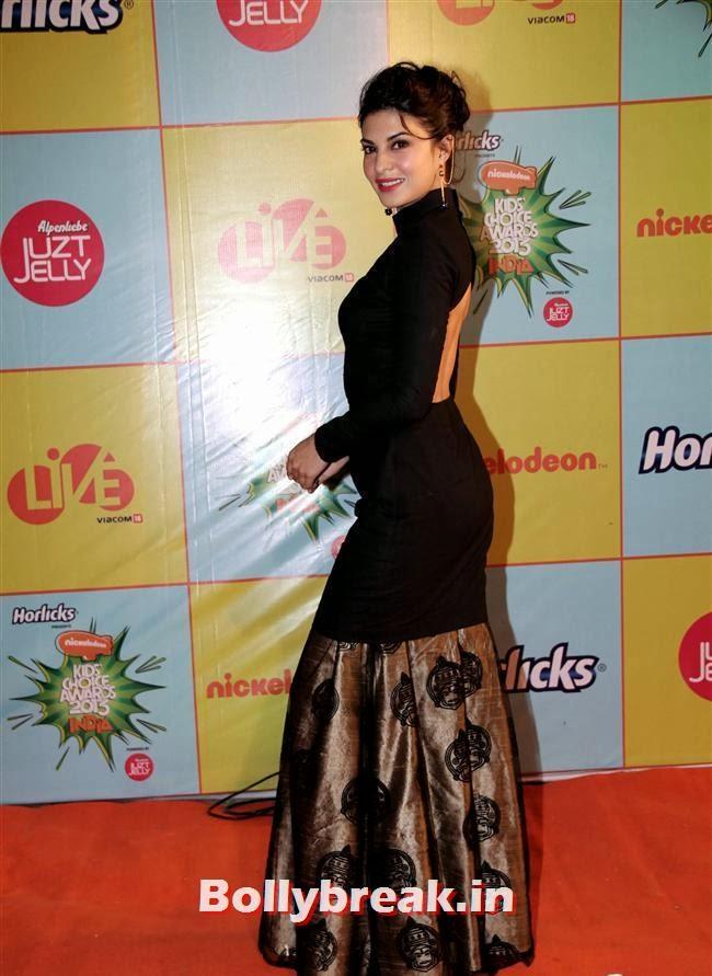 Jacqueline Fernandez, Nickelodeon Kids Choice Awards 2013 - Jacqueline Fernandez
