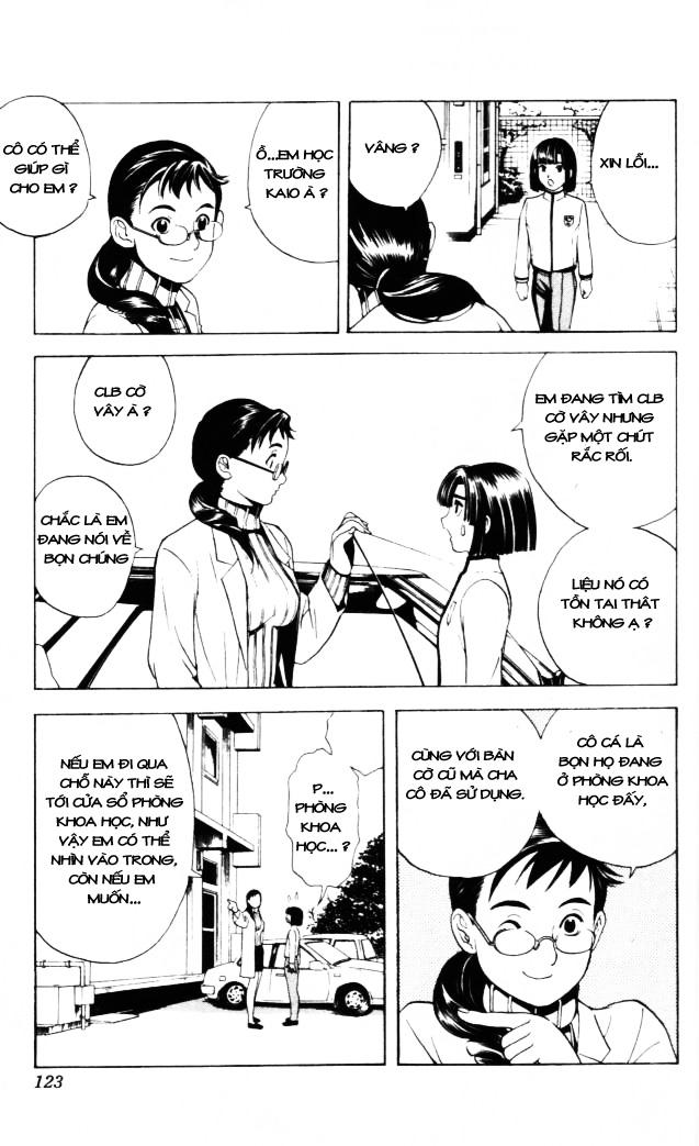 Hikaru No Go hikaru no go chap 13 trang 12