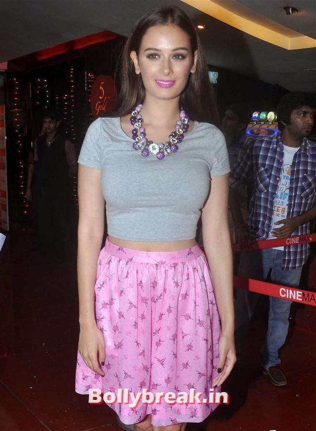 Evelyn Sharma, Yaariyan Launch Party