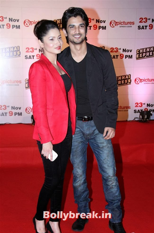 , Chennai Express Success Party by Zee TV